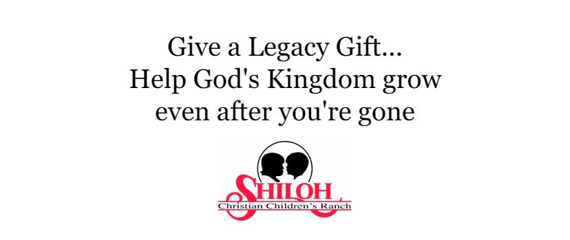 Slider - Legacy Gift
